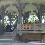 Haywood Bandstand