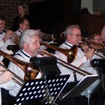 Brass Section at New Years