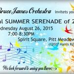 Final Summer Serenade