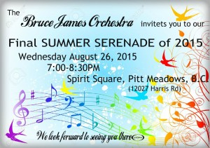Summer Serenade 2018 @ Pitt Meadows - Spirit Square Park | Pitt Meadows | British Columbia | Canada