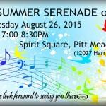 Summer Serenade 2015 – FINAL