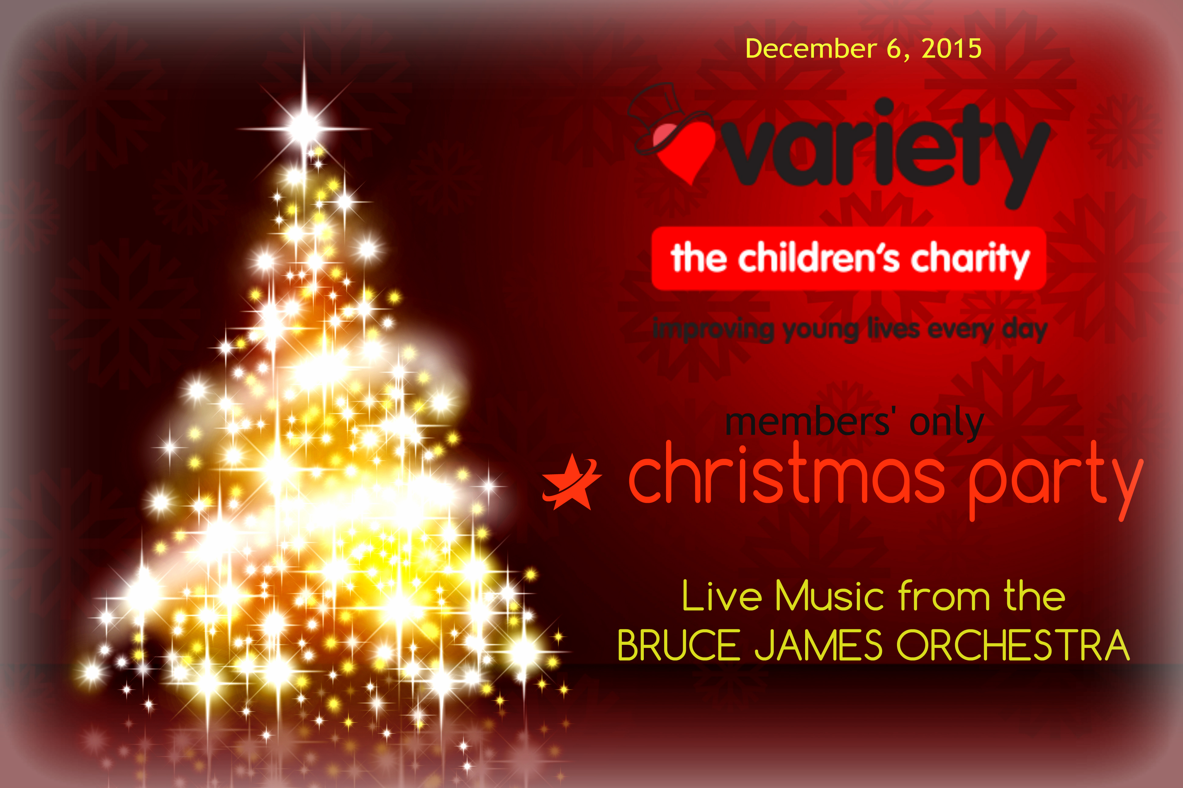 Variety: The Children\'s Charity – Annual Member Christmas Party ...
