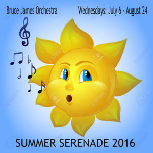 Summer Serenade 2016 - Pitt Meadows, B.C. @ Spirit Square @ Civic Centre | Pitt Meadows | British Columbia | Canada