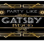 Great Gatsby New Years 2016