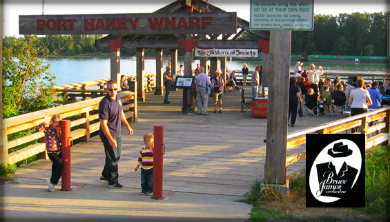 Music on the Wharf: Maple Ridge @ Port Haney Wharf