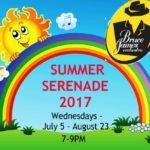 BJO Summer Serenade 2017 website