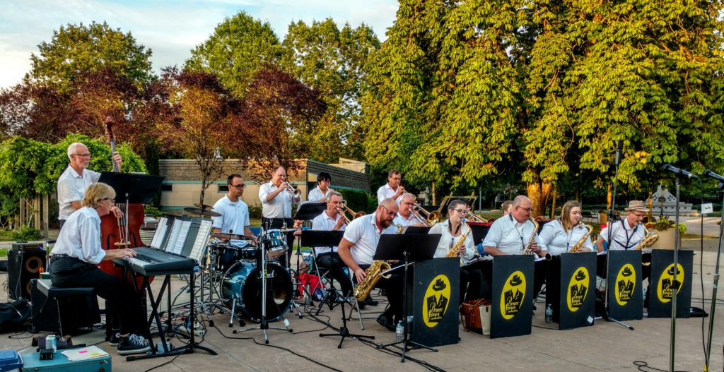 Sounds of Summer: City of Surrey @ Darts Hill Gardens