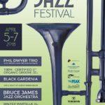 Townsite Jazz Festival 2018 Poster