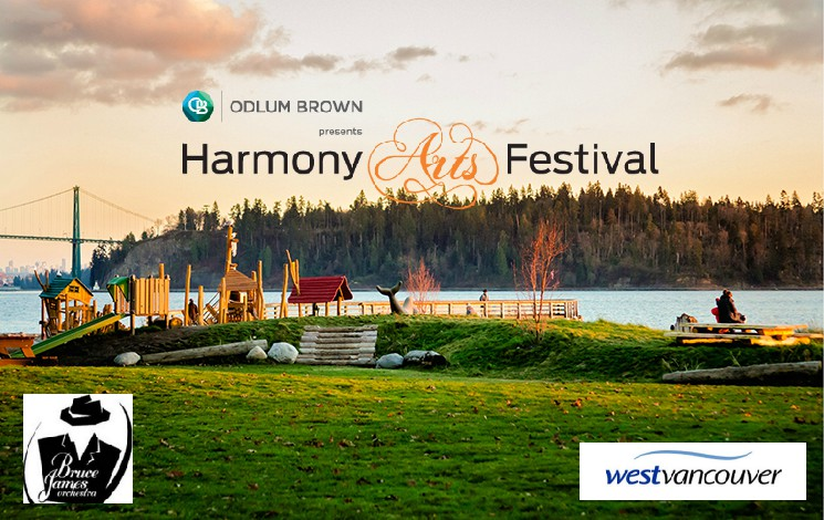 Harmony Arts Festival - John Lawson Park @ John Lawson Park | West Vancouver | British Columbia | Canada