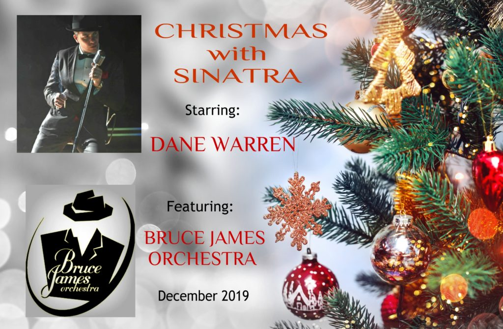 Christmas With Sinatra: Burnaby @ Shadbolt Centre for the Performing Arts