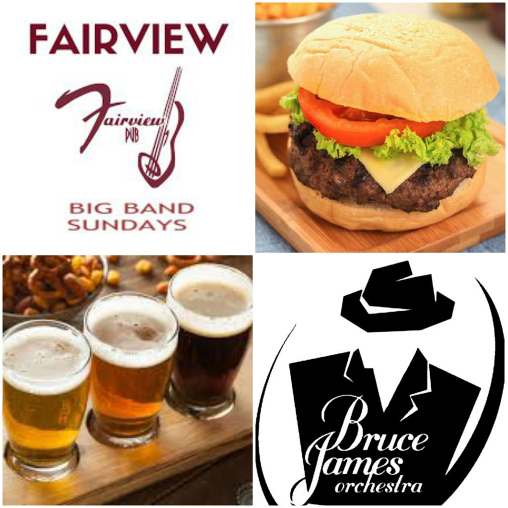 Big Band Sunday at the Fairview Pub (Vancouver) @ Fairview Pub