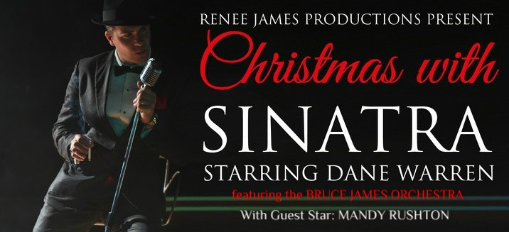 Christmas with Sinatra - Surrey @ City Hall Centre Stage